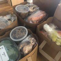 Organic Food Baskets Delivered